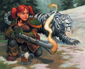 Охотник и его питомец