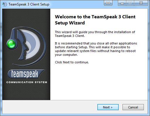 Teamspeak 3 русская версия скачать тимспик на компьютер.