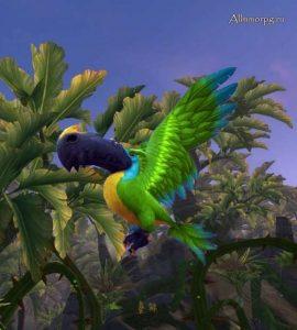 Джунглевый летун