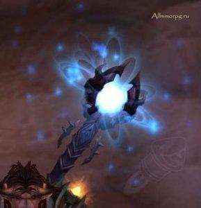 Enchant Staff - Greater Spellpower