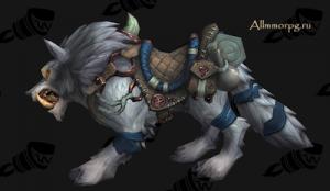 Северный боевой волк