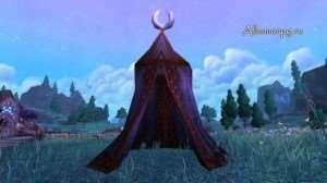 Палатка Альянса