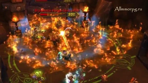 Огненная бомба головорезов