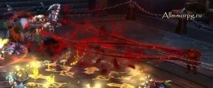 Ловим Кристаллизованную кровь