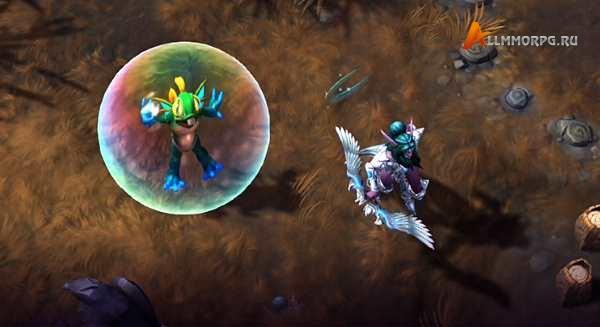 Защитный пузырь