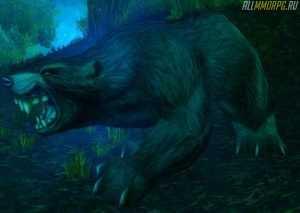 Дух Великого медведя