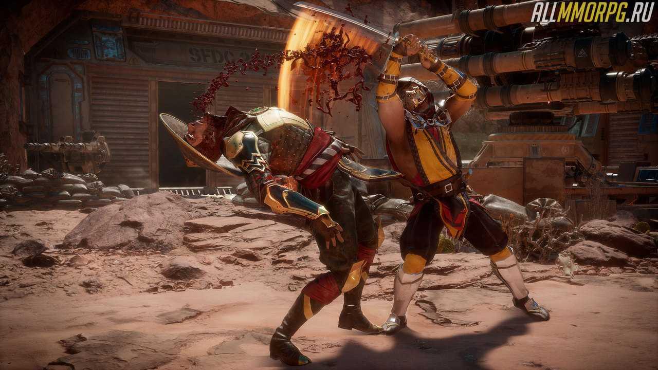 Mortal Kombat 11: бруталити всех персонажей