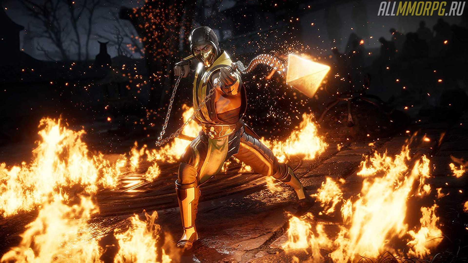 Mortal Kombat 11 — читы и секреты