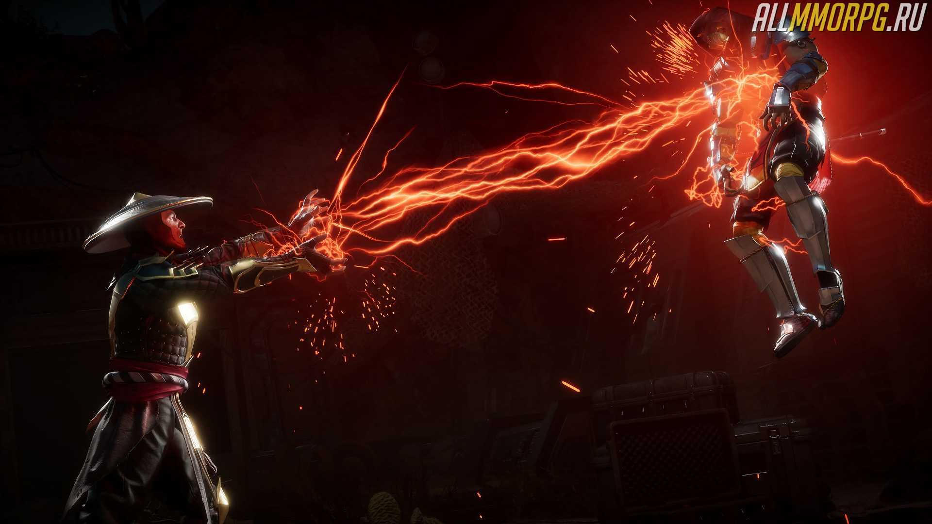 Mortal Kombat 11: фаталити всех персонажей