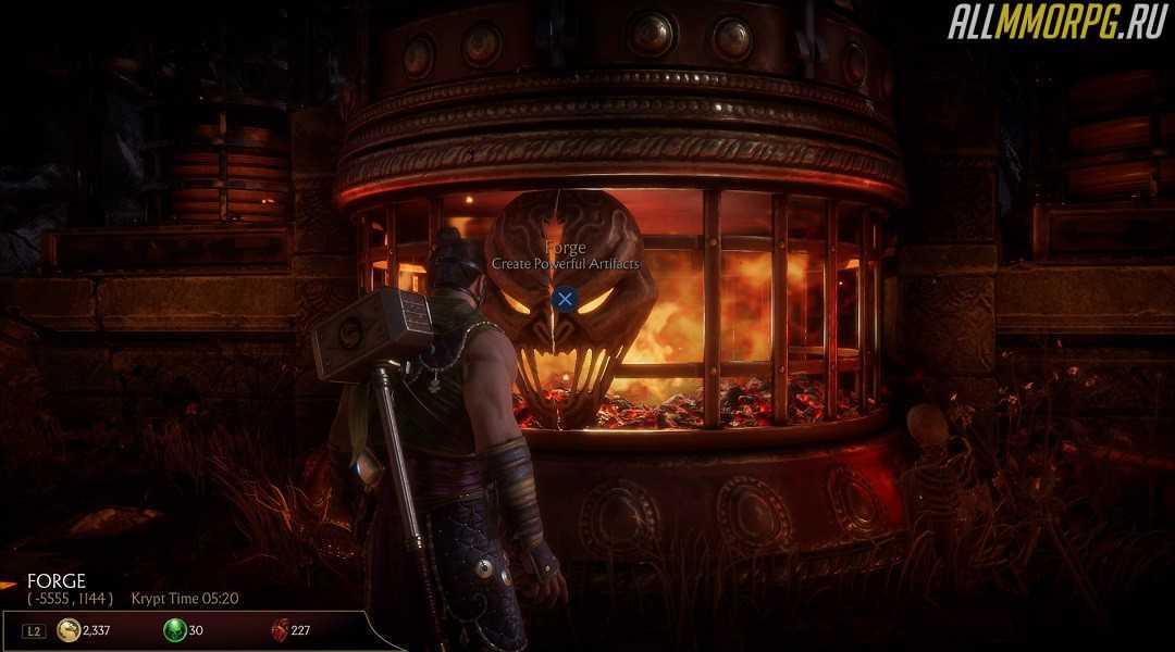 Mortal Kombat 11: Гайд по Кузне + все рецепты