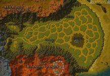 Atlas World Map Classic