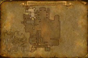 Первый этаж: Зал драконов