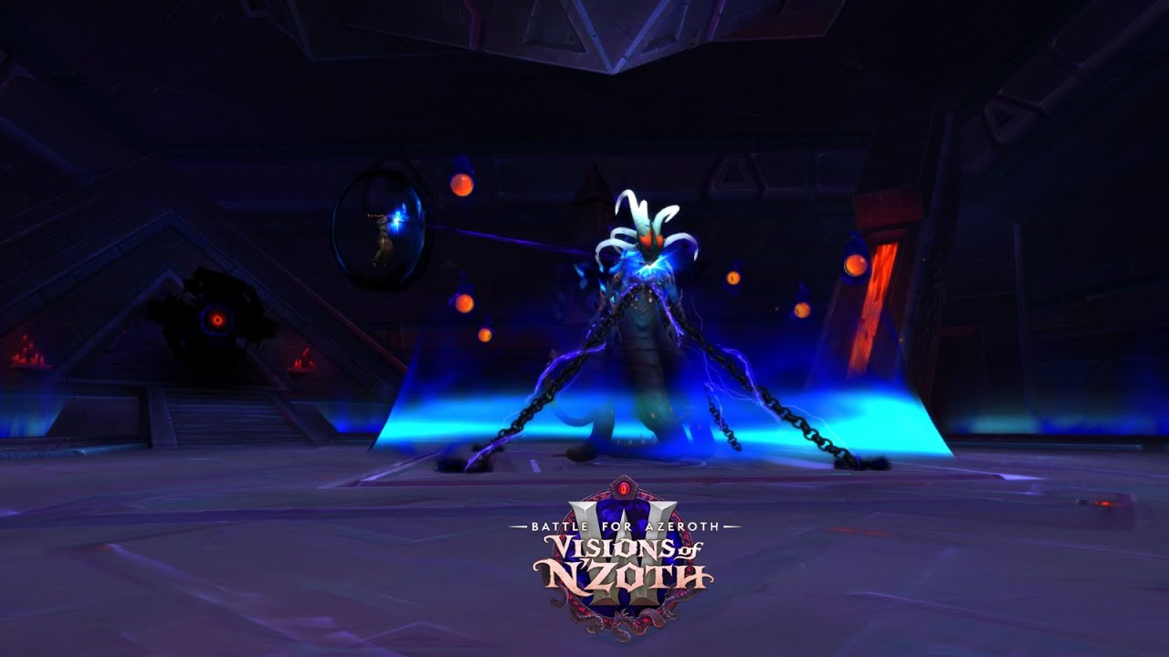 Тактика на Темного инквизитора Занеша (Ни'алота)