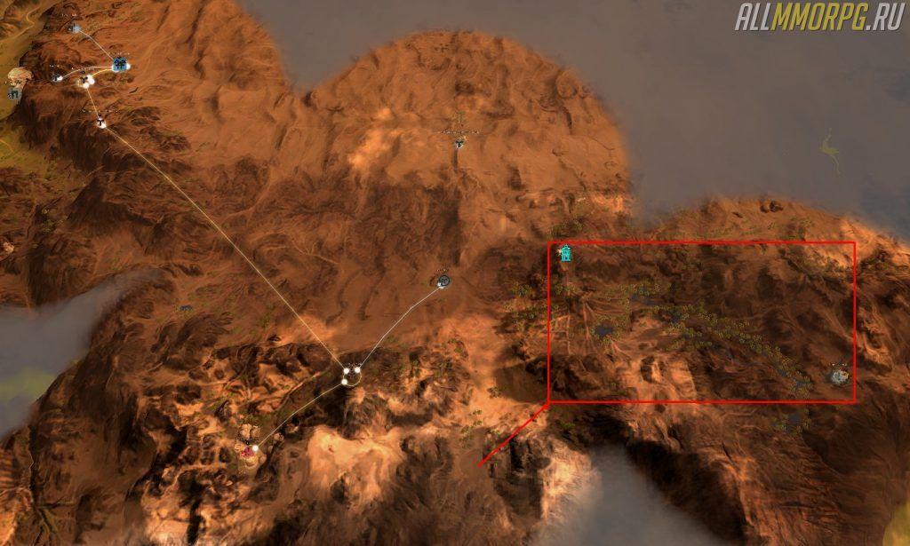 Уровень 56+ (120AP/210DP): Долина Титума