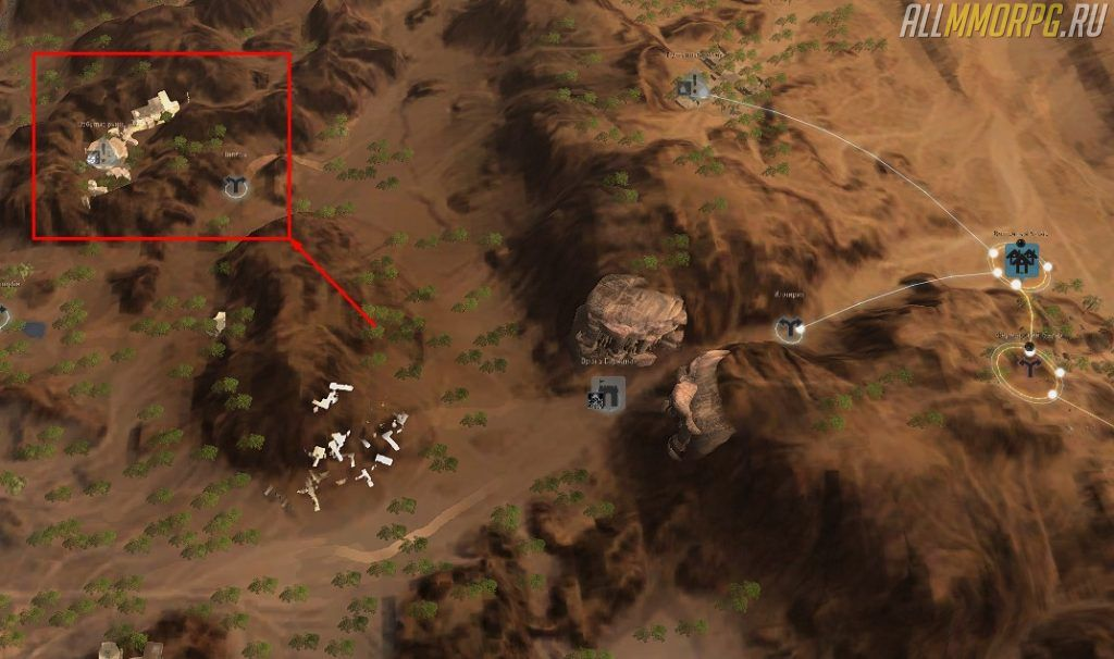 Уровень 56+ (170AP/220DP): Забытые руины