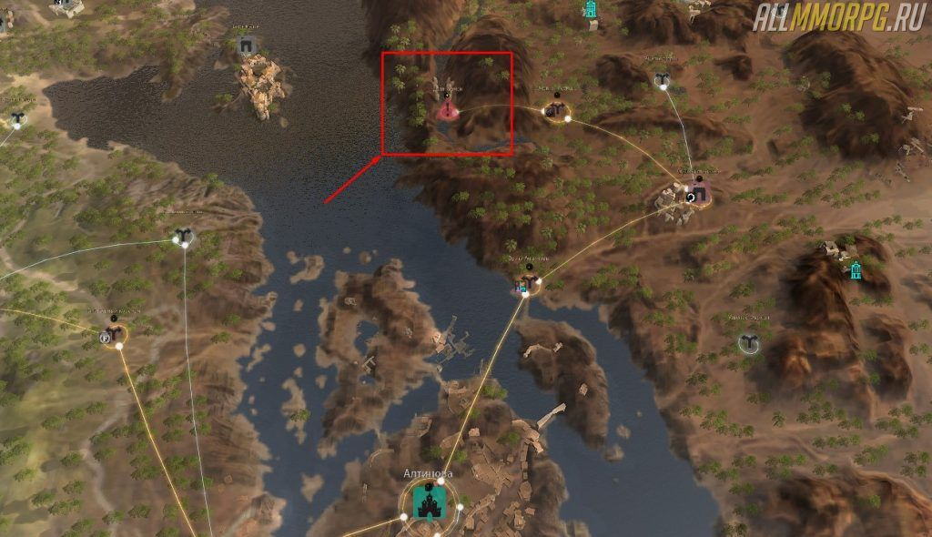 Уровень 57+ (185AP/230DP): Долина змей