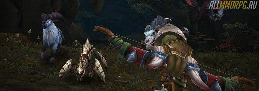 Легендарки Охотников и их свойства (WoW Shadowlands)