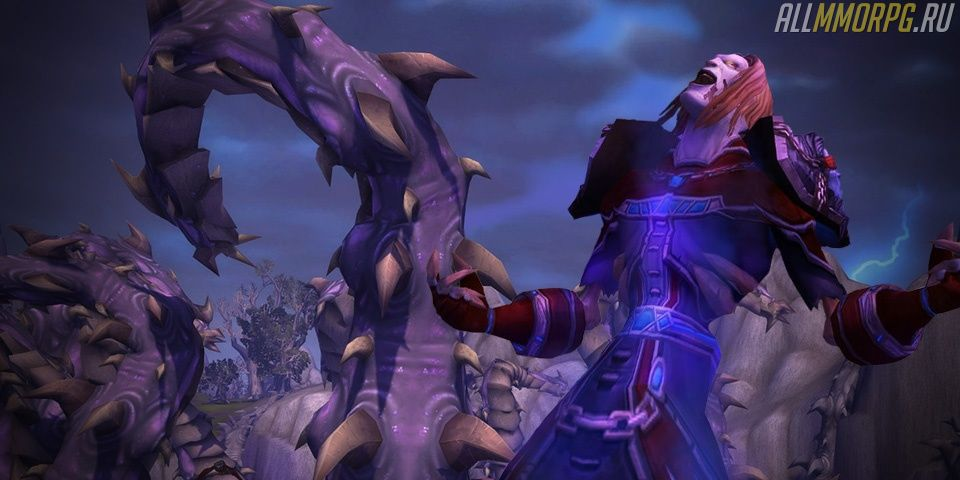 Легендарки Жрецов и их свойства (WoW Shadowlands)