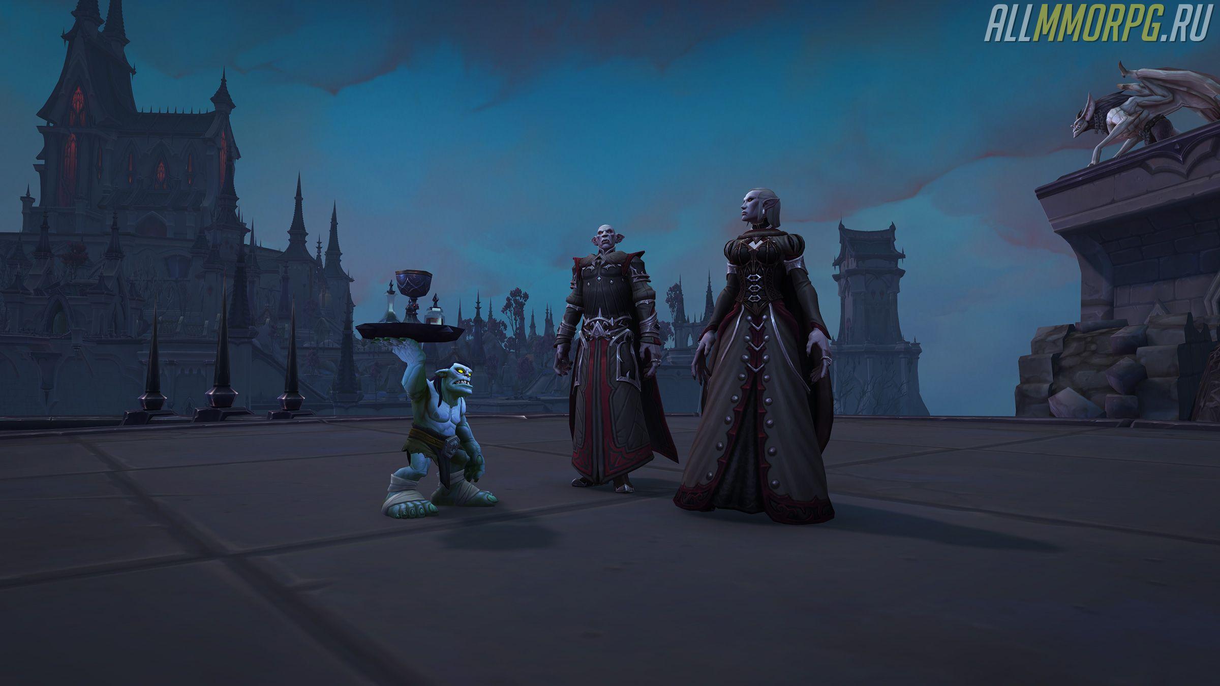 Ковенант: Вентиры (WoW Shadowlands)