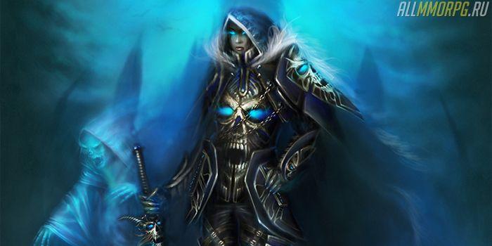 PvE гайд по Рыцарю смерти