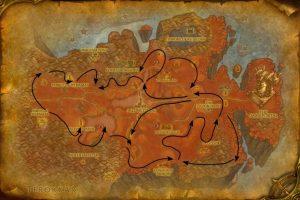 275-325 Полуостров адского пламени