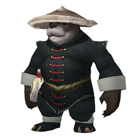 Пандарен-Монах