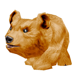 Хиджальский медвежонок