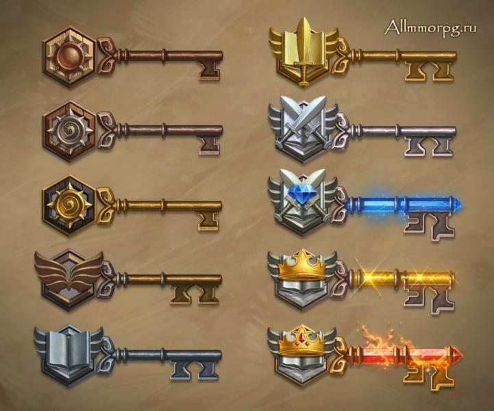 Ключи арены