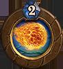 Вспышка огня