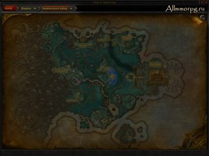 Новая навигация на карте