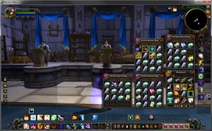 Anthrax loot