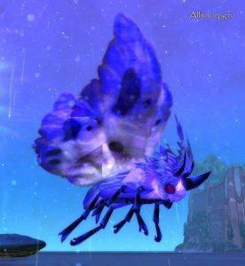 Королевский мотылек