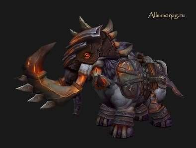 Armored Irontusk