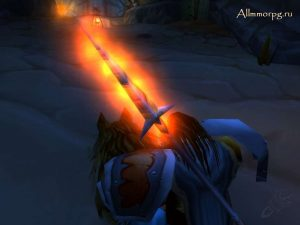 Enchanter's Illusion - Fiery Weapon,