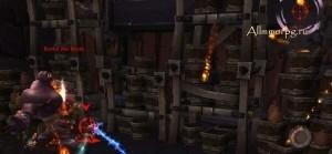 Разворачивайте босса так, чтобы Безумный порыв попадал по Искролету и прерывал Обстрел ракетами X21-01A.