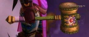 Darkmoon Hammer