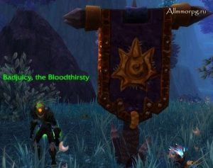 Флаг победы полководца