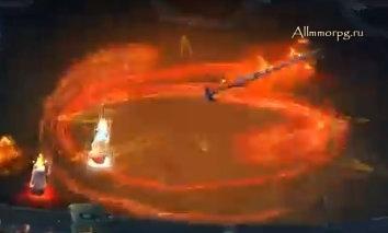 Ненасытное пламя Зачарованного оружия