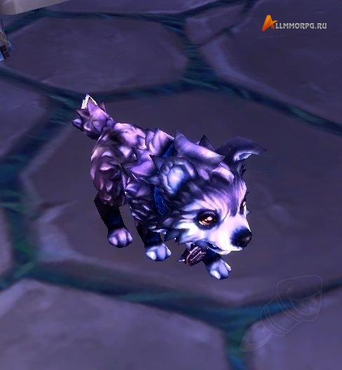 Потерявшийся волчонок Пустоты