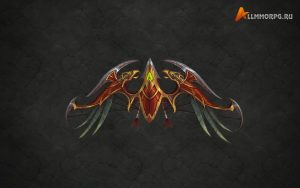 Тас'дора, наследие Ветрокрылых (Стрельба)