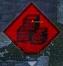 ярко-красный индикатор