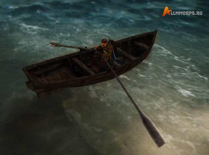 как создать лодку бдо