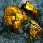 Залежи золота