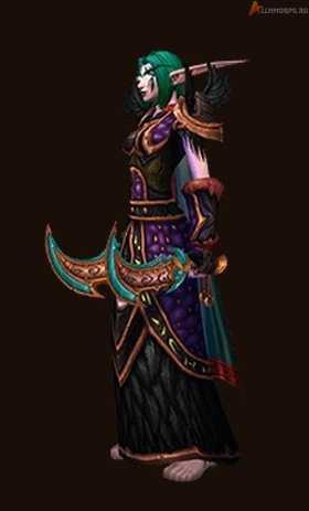 Что носить друиду в вов