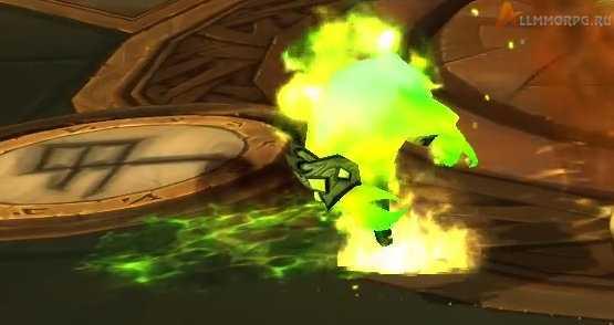УбивайтеПламя печали до того, как оно зальет все Инфернальным пламенем.