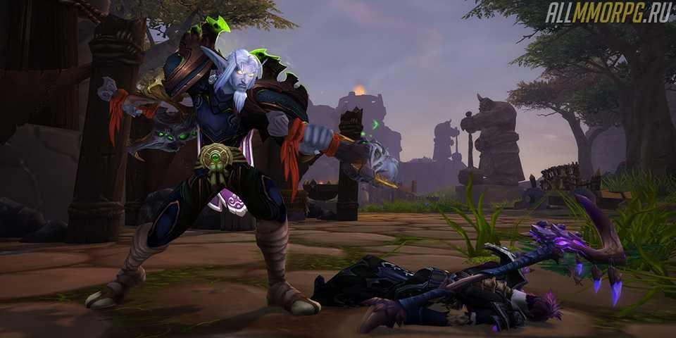Разбойник - Форум World of Warcraft 158
